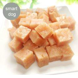 画像2: アニマライフペットケア スマートドッグ おいしい角切りチキン 130g 【犬のおやつ】【国産品】
